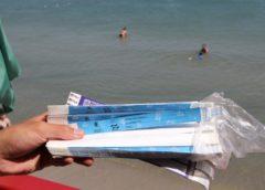 Corpo de Bombeiros dá dicas de cuidados com as crianças nas praias