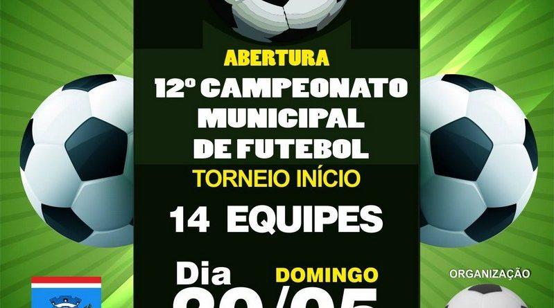 be58c8fb6f Vem aí a edição 2018 do Campeonato Municipal de Futebol de Itapoá